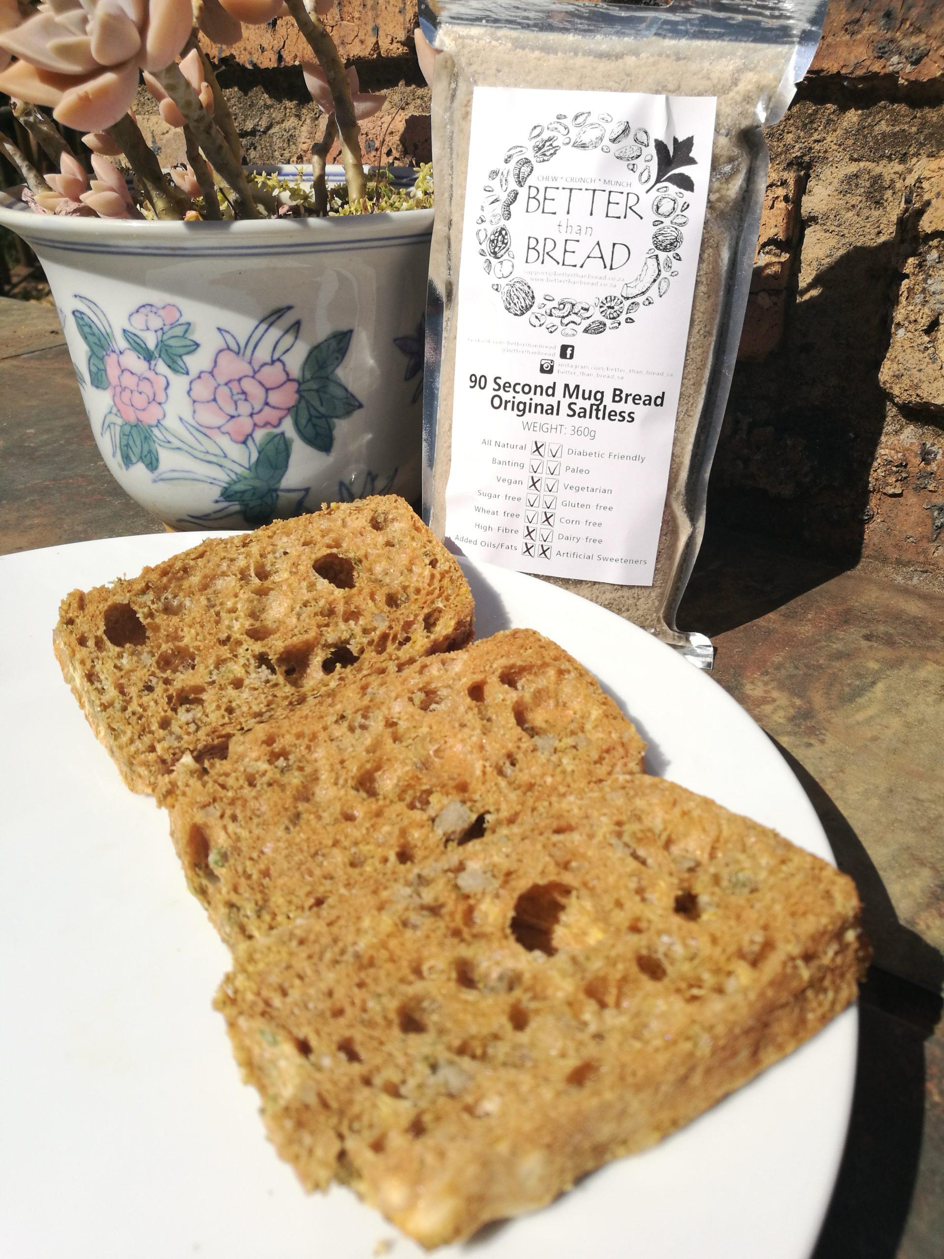 Better Than Bread - Bare 90 Second Mug Bread