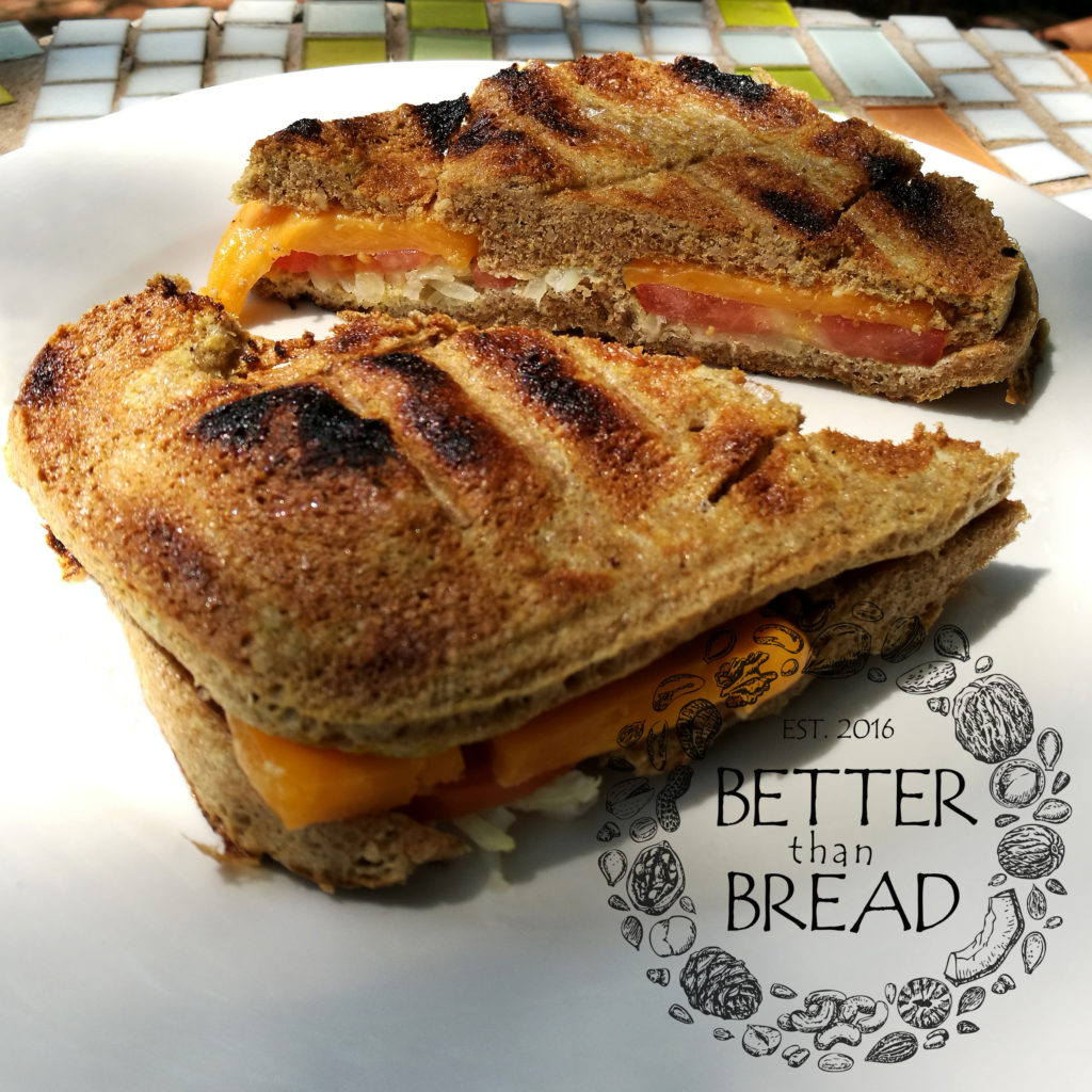 Better Than Bread Braaibroodjies, high protein bread made with BTB 90 Second Mug Bread.