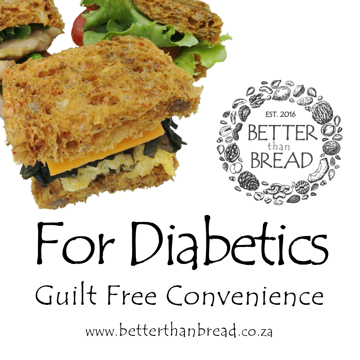 Diabetics Health Bread