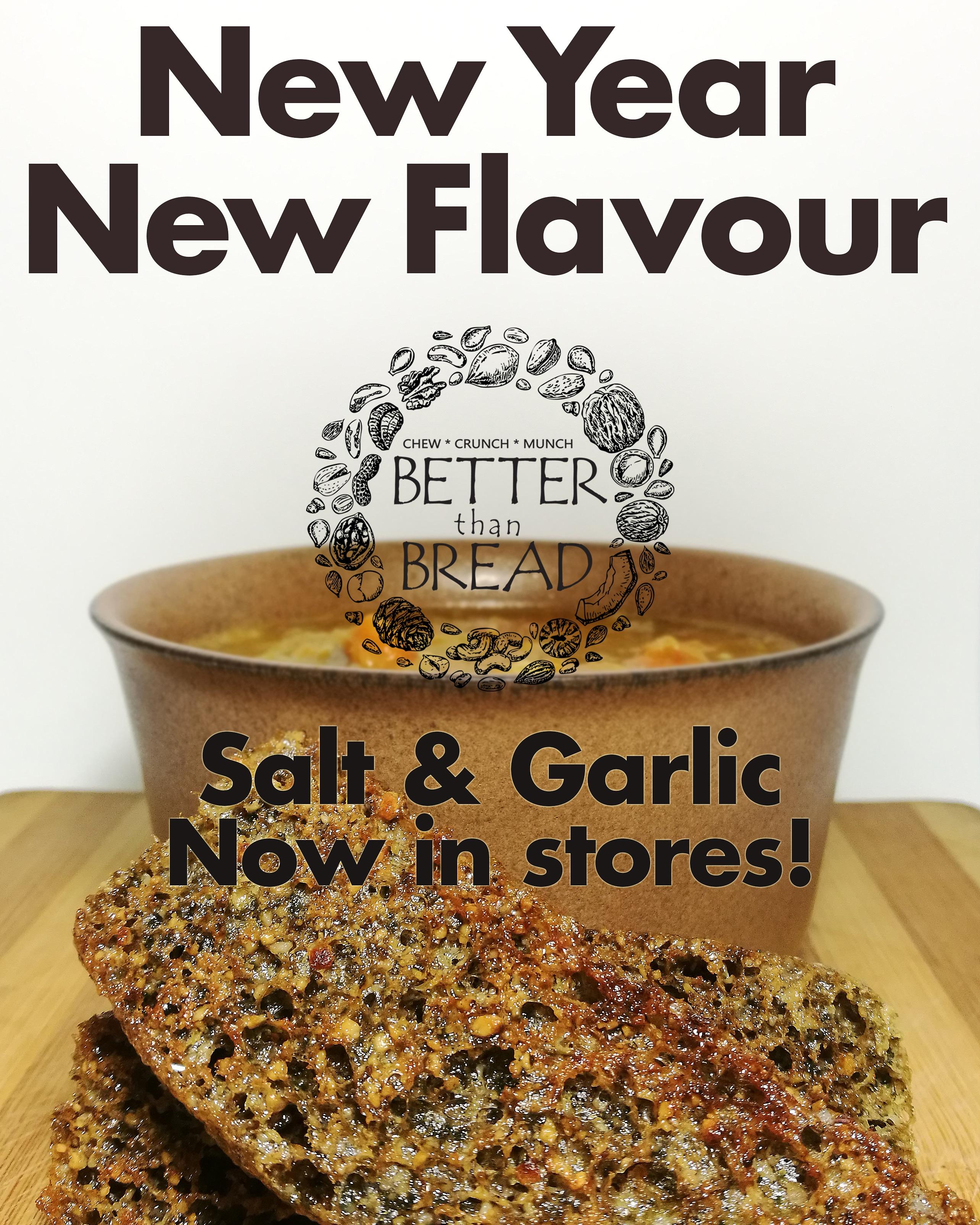 New Flavour Garlic