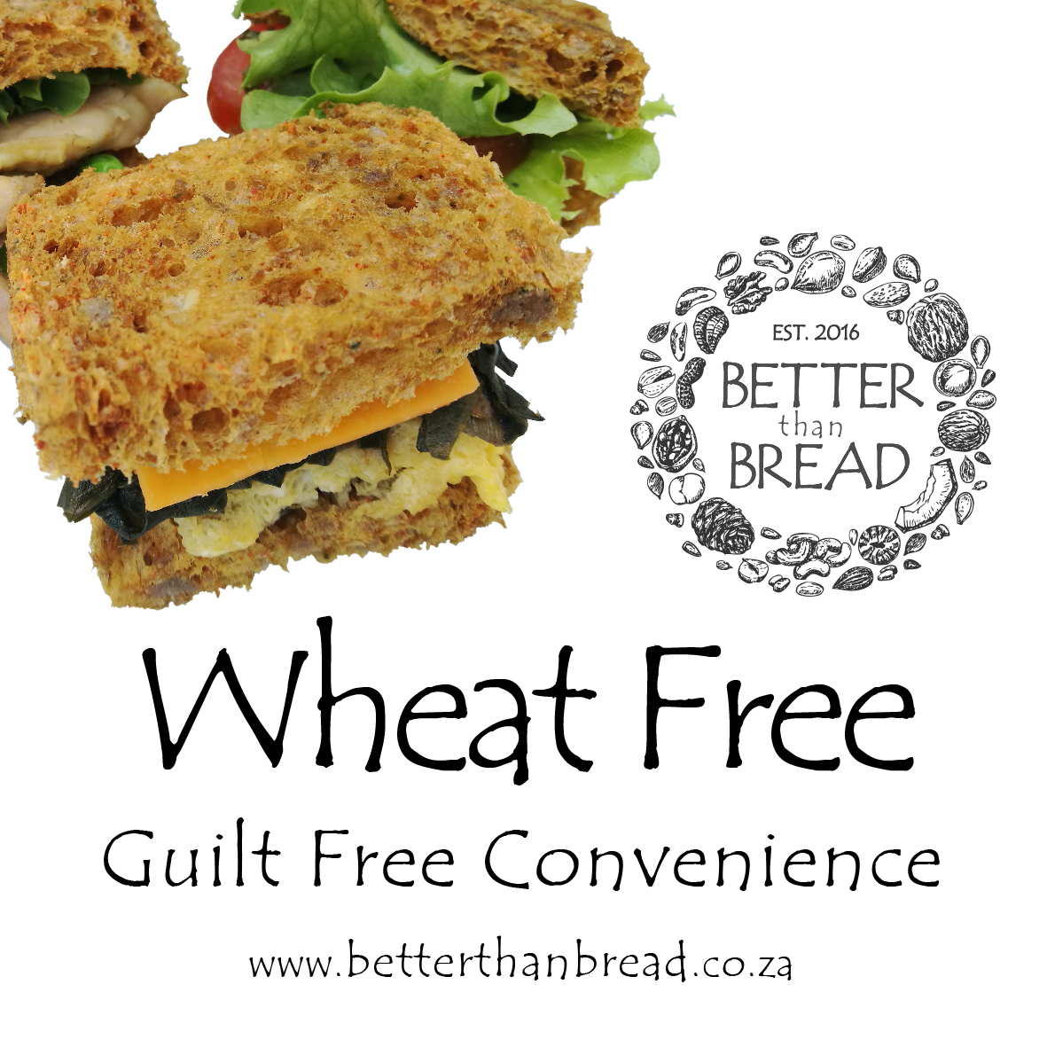 Better Than Bread Wheat Free
