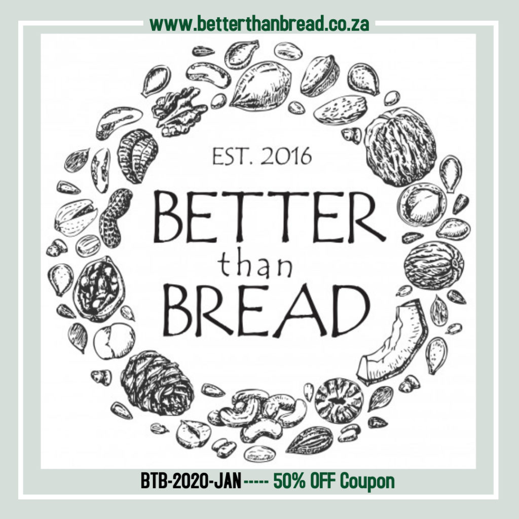 Better Than Bread January Sale