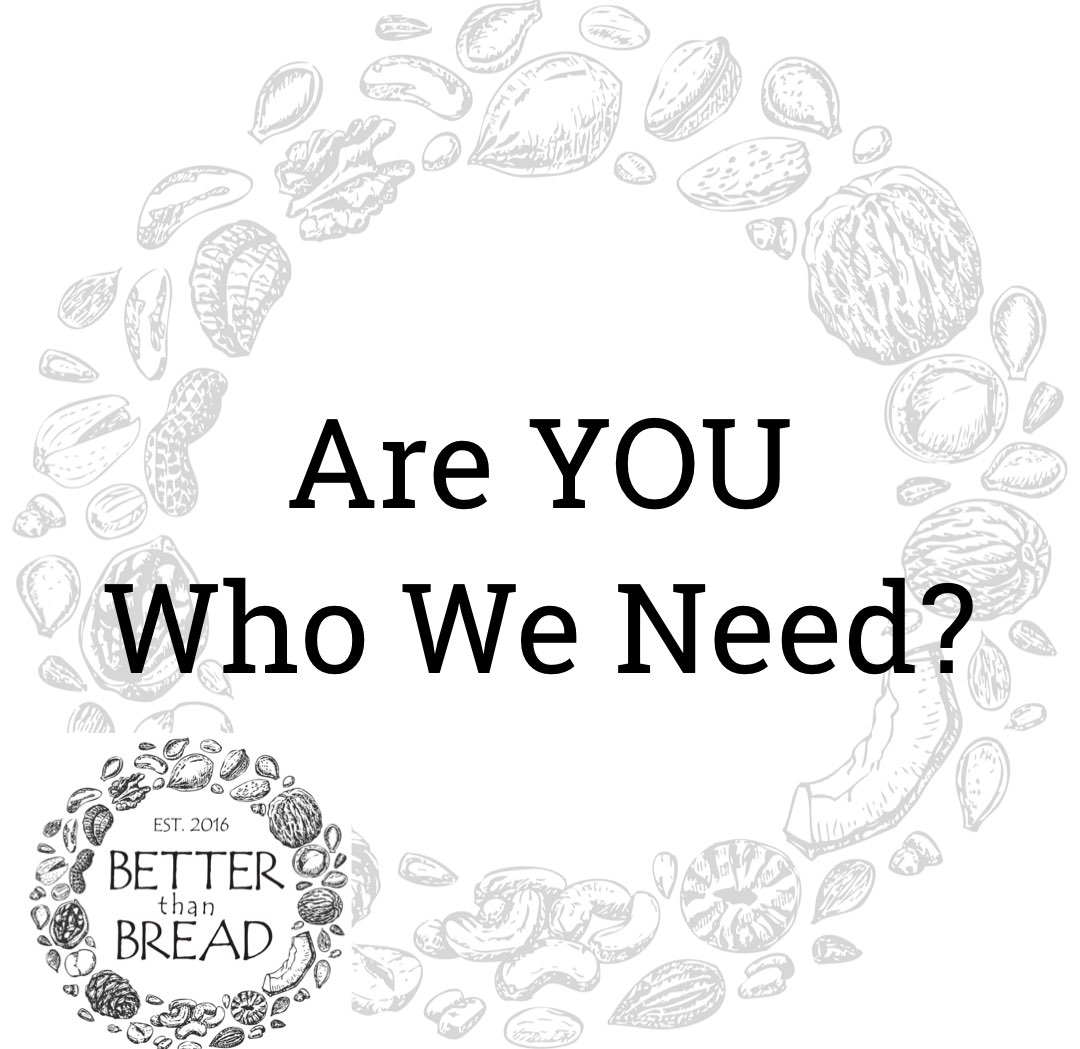 Are You Who We Need?