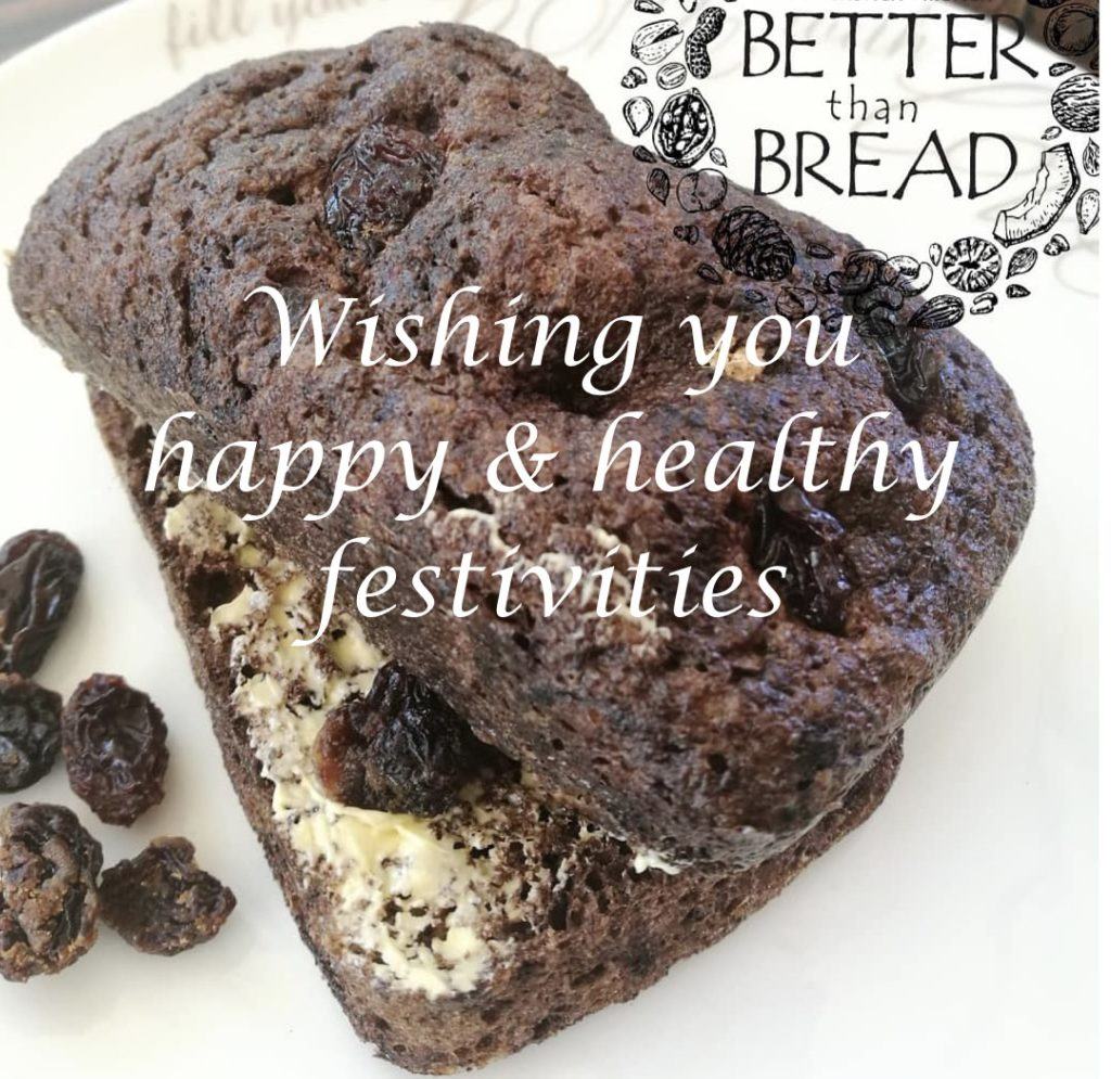 Happy Healthy Festivities