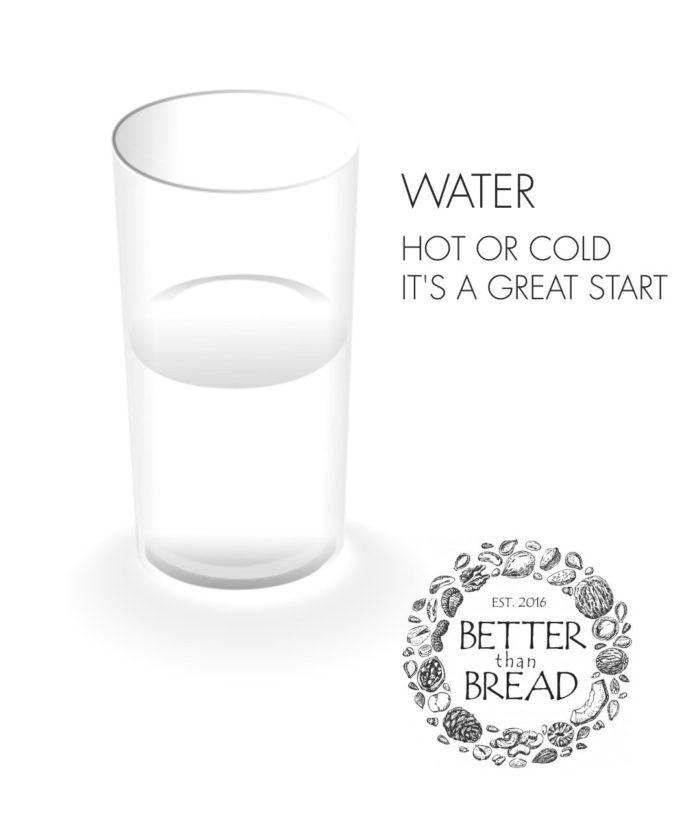 WATER….START