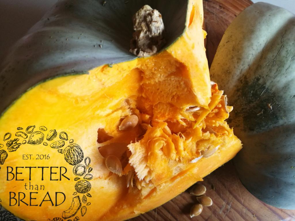 Better Than Bread - Fresh Pumpkin Alternatives